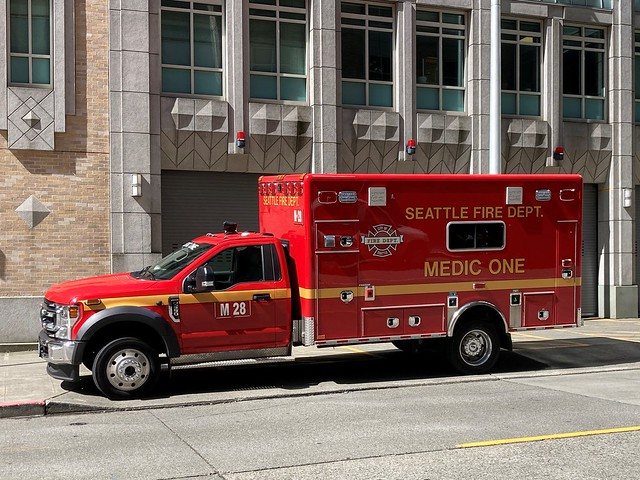 Seattle Fire Medic 28