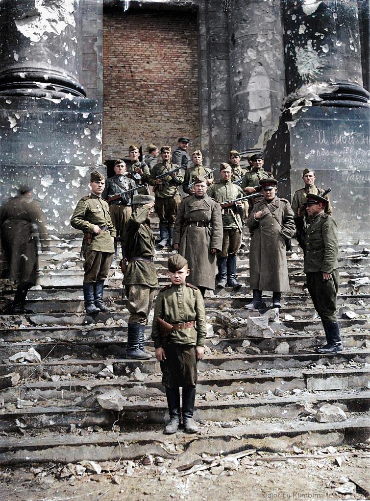Berlin, Reichstag   Берлин, рейхстаг, 03.05.1945