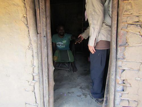 first meeting in Benekamba