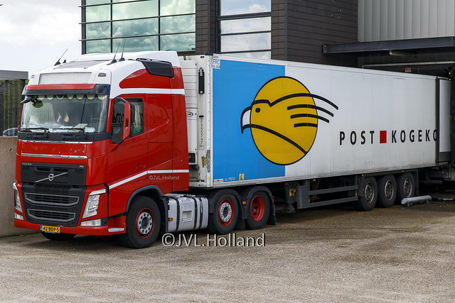 Volvo FH  NL   'Post Kogeko' 210415-115-C7 ©JVL.Holland