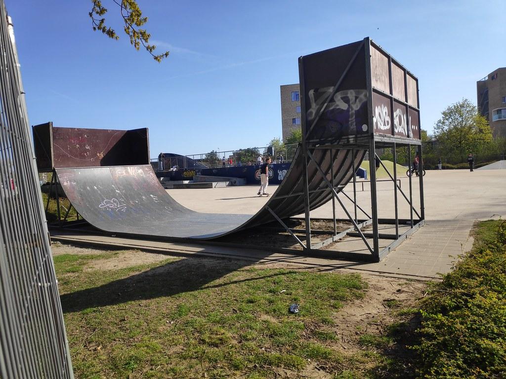 SkatePark en Hasselt