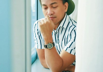 Rod Magaru Watch Style