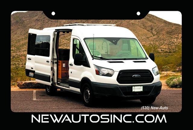 2017 Ford Transit 2500 Camper Van