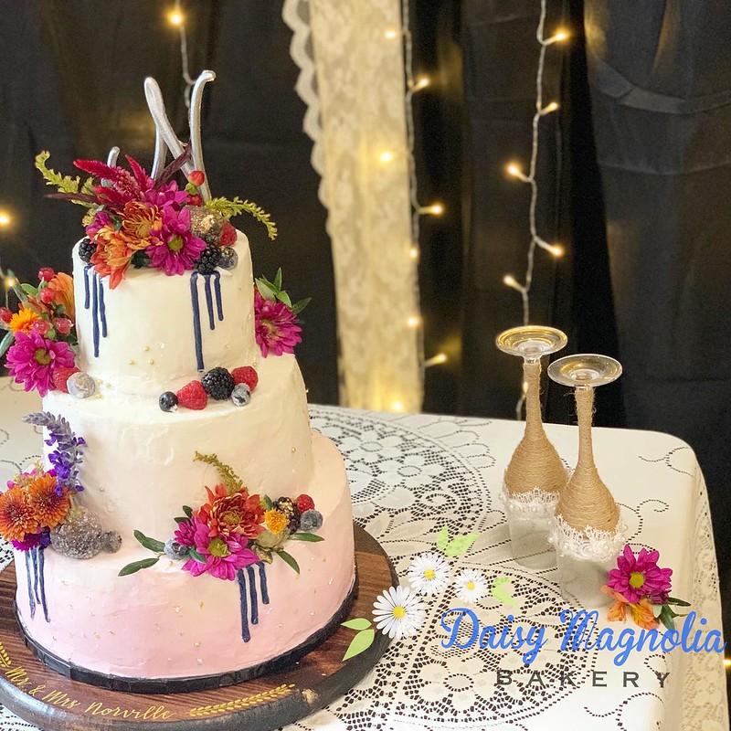 Cake by Daisy Magnolia Bakery