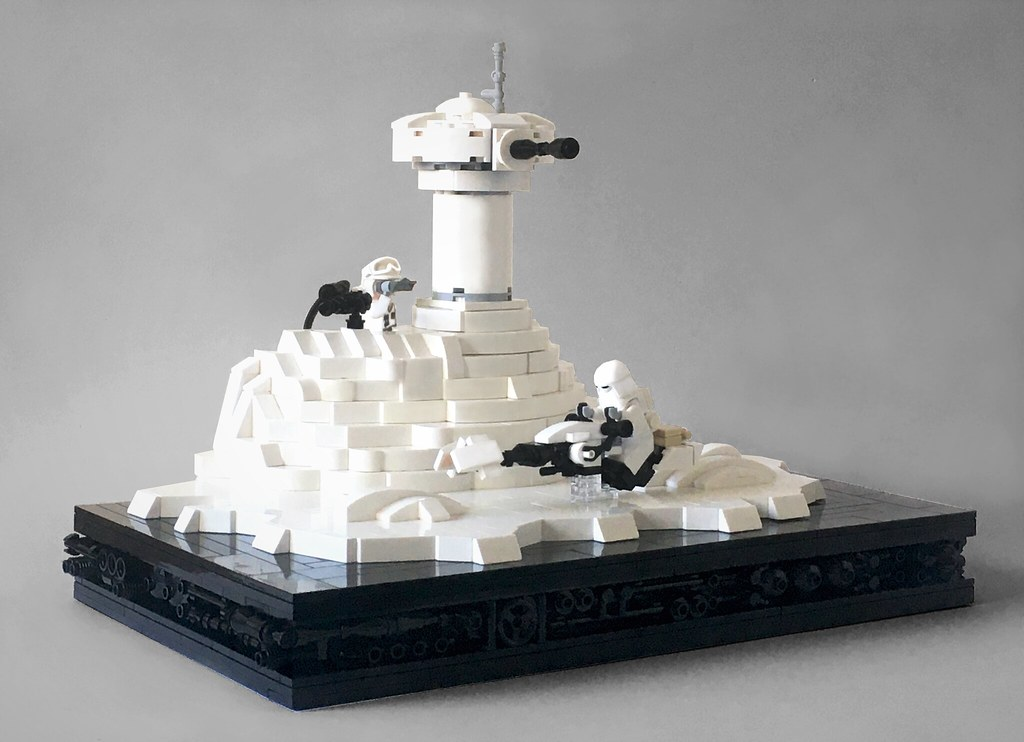 May the 4th be in Hoth