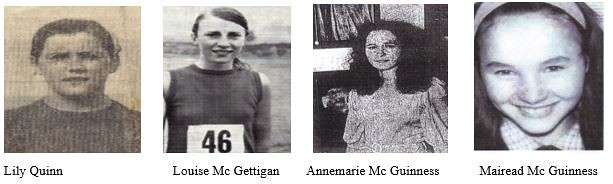 Donegal Athletics 1970 Group 3