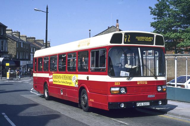 323. FUG 323T: Harrogate & District