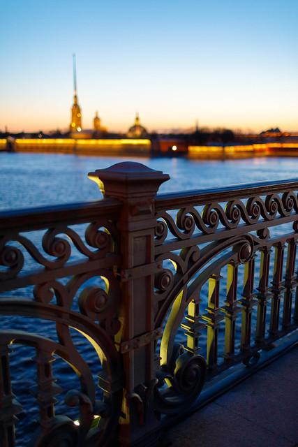 Peter and Paul Fortress, Saint-Petersburg