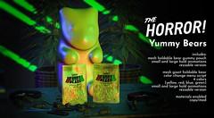 The Horror!~ Yummy Bears @ TMD