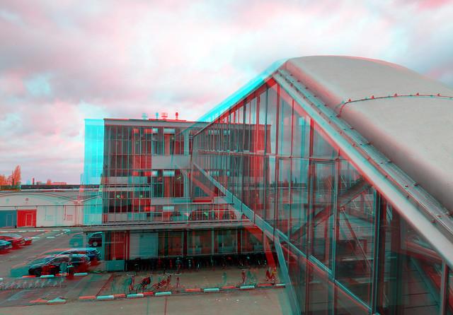 Van Nelle Rotterdam 3D UNESCO