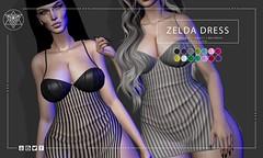 Zelda Dress @ Pretty