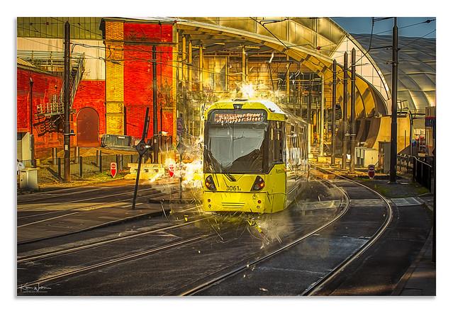 No Tram Stop