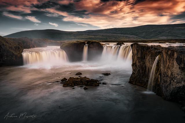 Goðafoss Waterfall (Iceland)