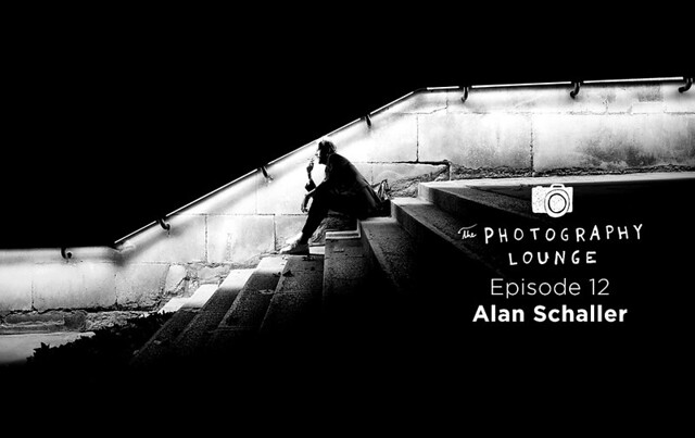Alan Schaller on The Photography Lounge