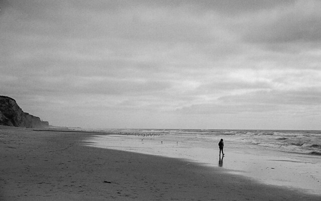 A beach of one's own...
