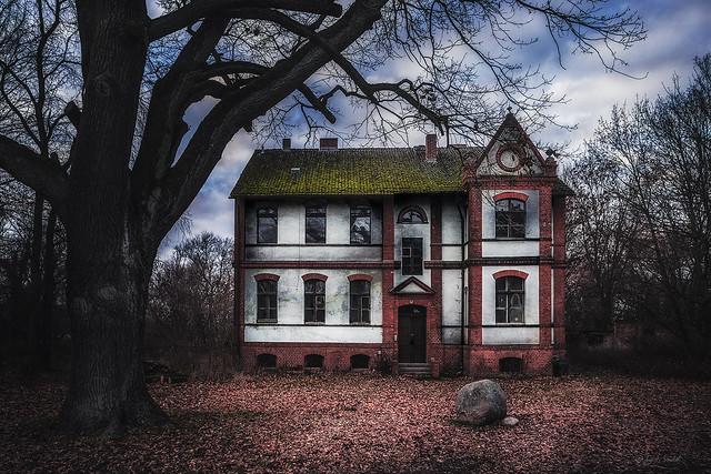 das Spukhaus