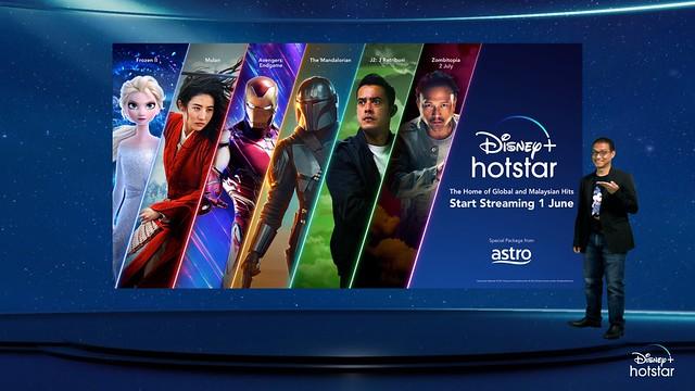 Ahmad Izham Omar, Executive Director of Content _ Creative, Disney+ Hotstar, Southeast Asia
