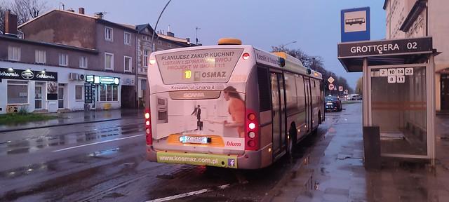 Scania CN230UB 4X2 EB #2028
