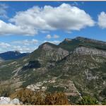 31. August 2020 - 15:22 - Paysage géologique autour de Rémuzat (Drôme - 31 août 2020) (2)