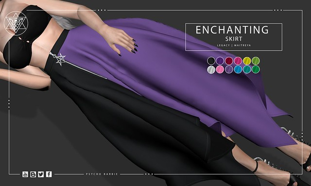 Enchanting Skirt @ Pretty