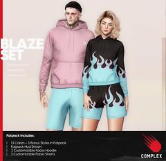 [COMPLEX]  BLAZE SET