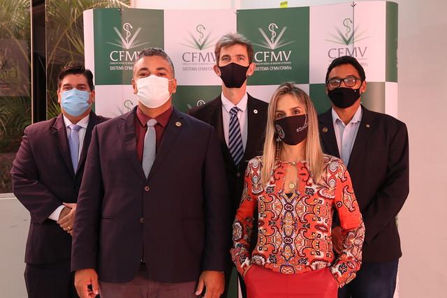 04-05-2021 - Cerimônia de Posse da Câmara Técnica de Zootecnia do CFMV – CTZoot