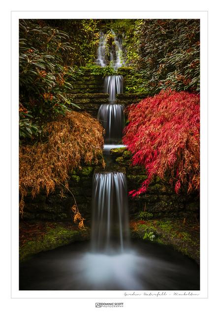 Cross Hills Waterfall