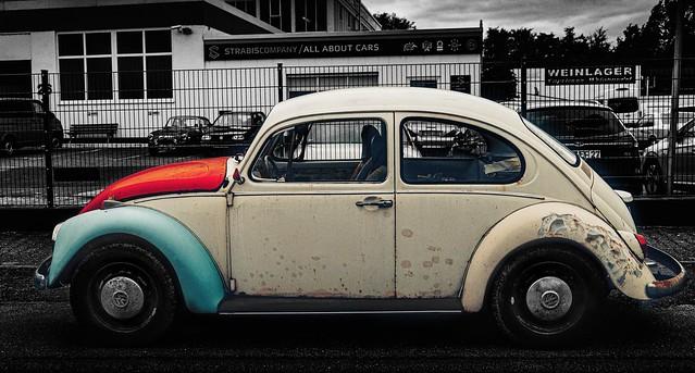 VW Käfer…
