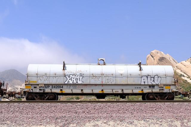 Freight Graffiti Benching - SoCal (April 24th 2021)