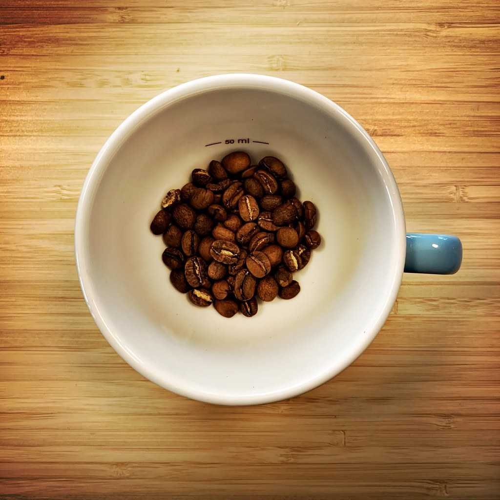 Coffee Chronicles 005 - Beans