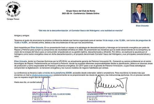 Del reto de la descarbonización al Corredor Vasco del Hidrógeno: una realidad en marcha