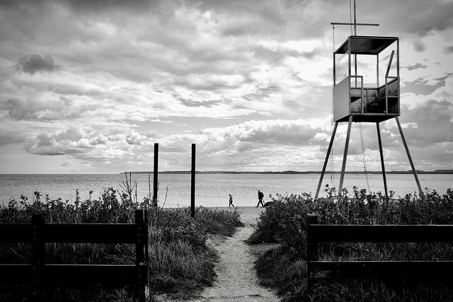 WALK BY THE SEA - FINALLY