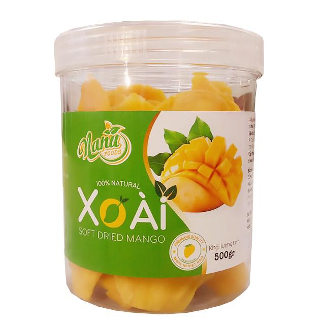 Mango jar 7