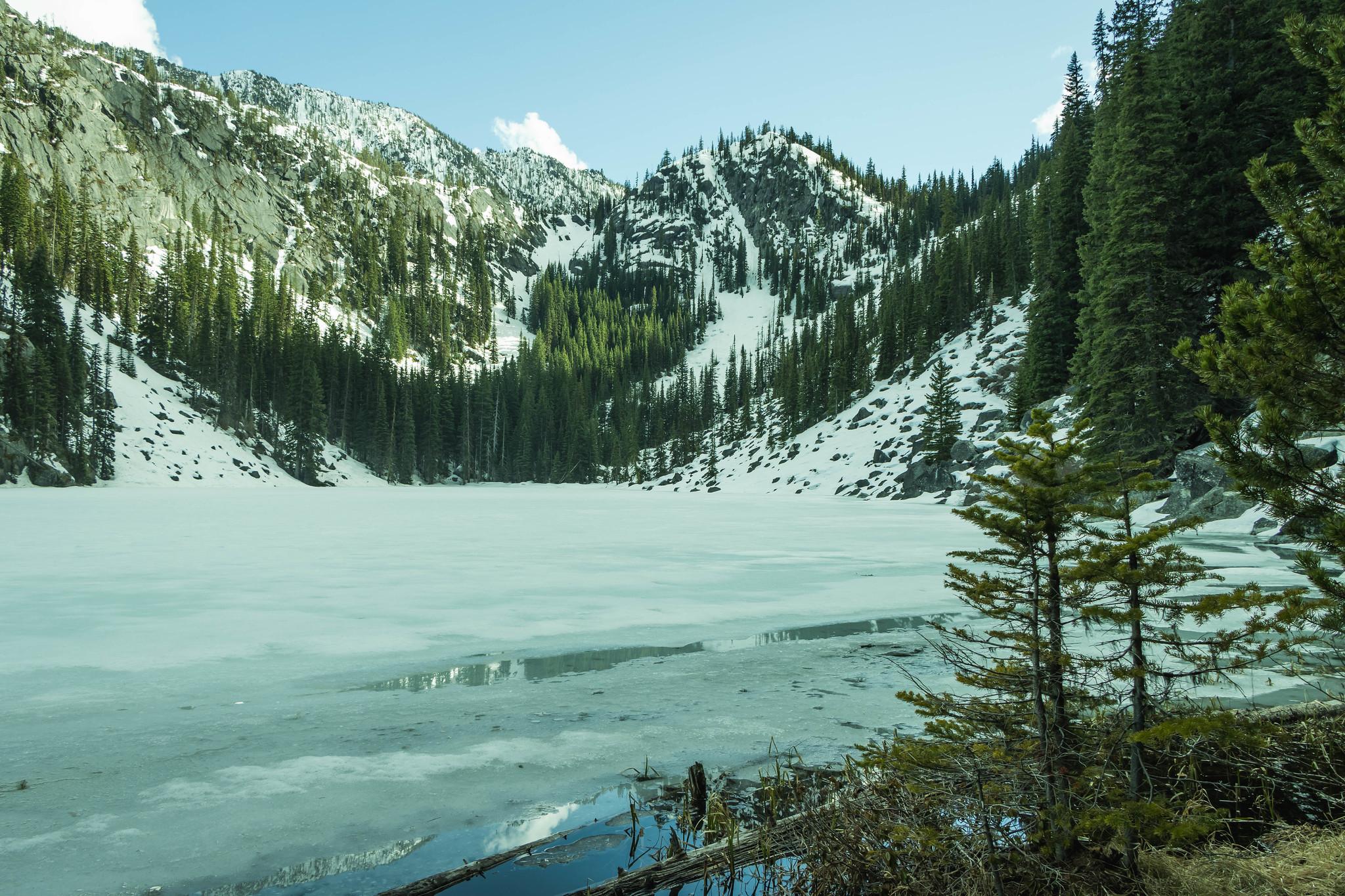 Back to Nada Lake