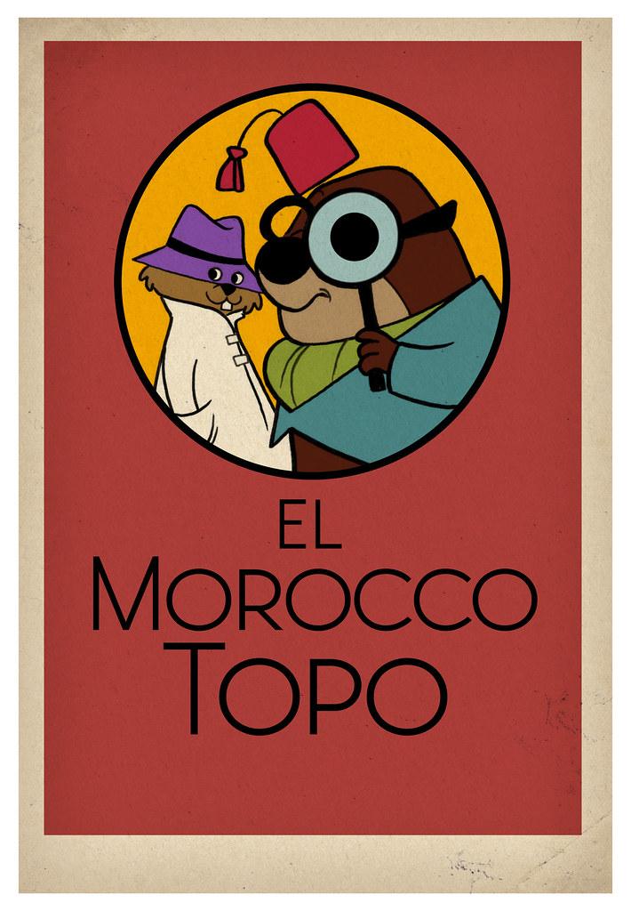 Moroco topo