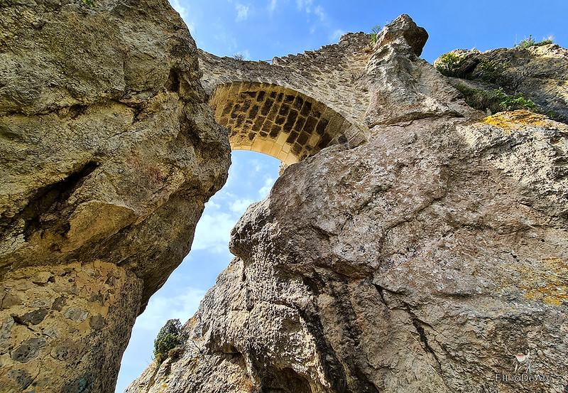 Ruinas del Castillo de Santa Marta en Pancorbo (8)