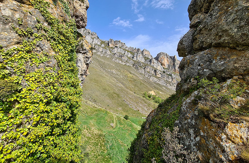 Ruinas del Castillo de Santa Marta en Pancorbo (6)