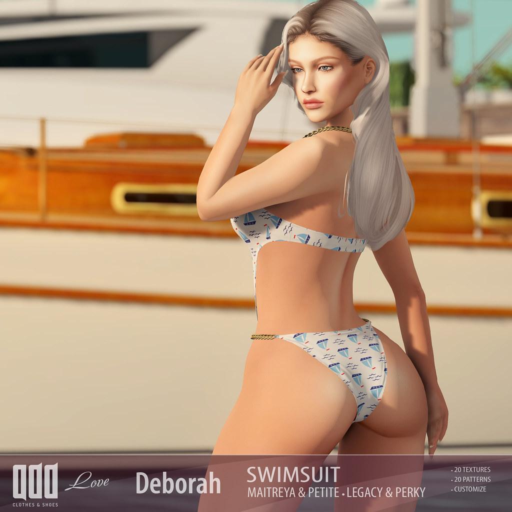 New release – [ADD] Deborah Swimsuit