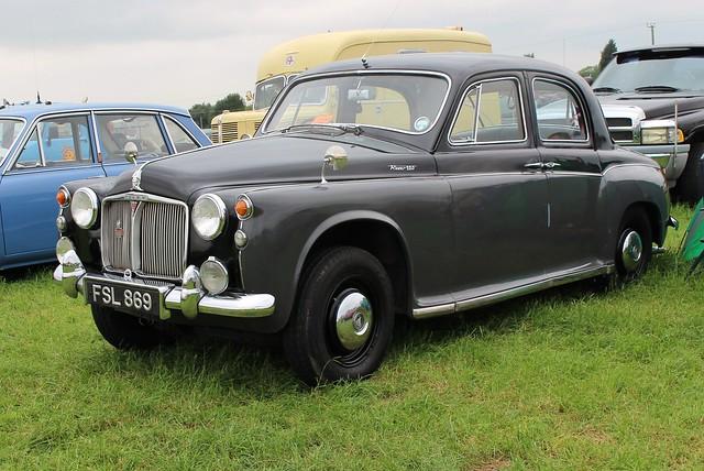 217 Rover 100 (1963) FSL 869