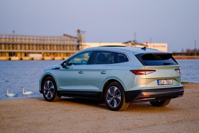 Škoda Enyaq iV 2021