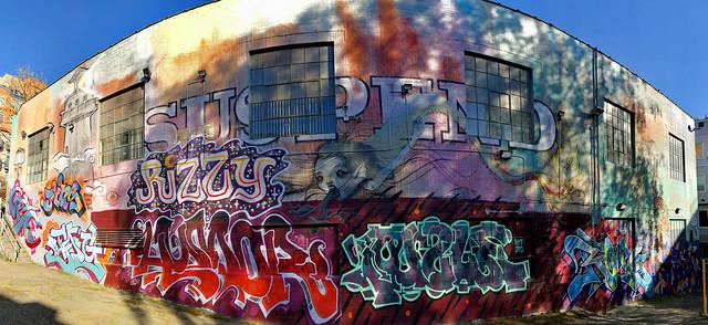 KYT/DTC Crew Wall for Belltown Parking
