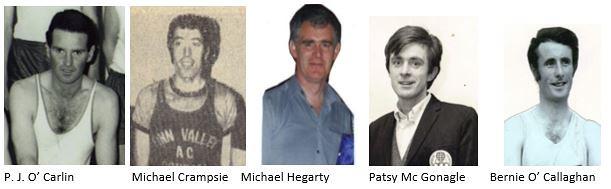Donegal Athletics 1970 2
