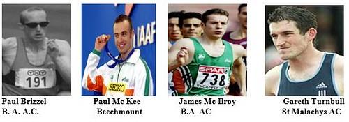 Mens Athletics Records group 1