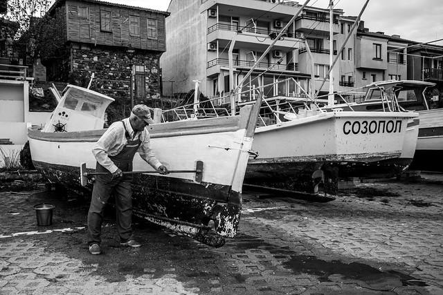 124/365 Fisherman - Explore