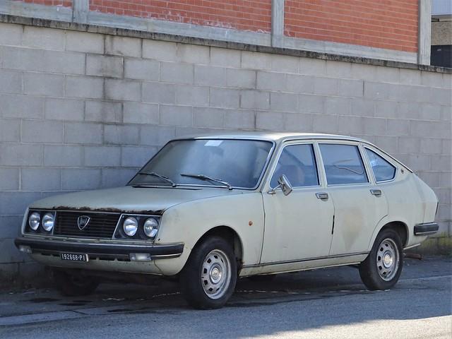 1973 Lancia Beta 1400