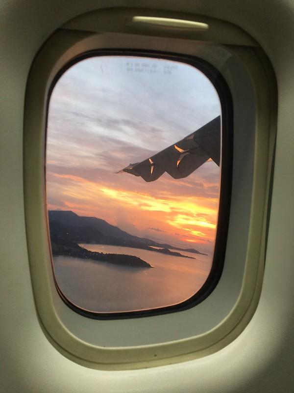 Goodbye koh samui Hello Japan
