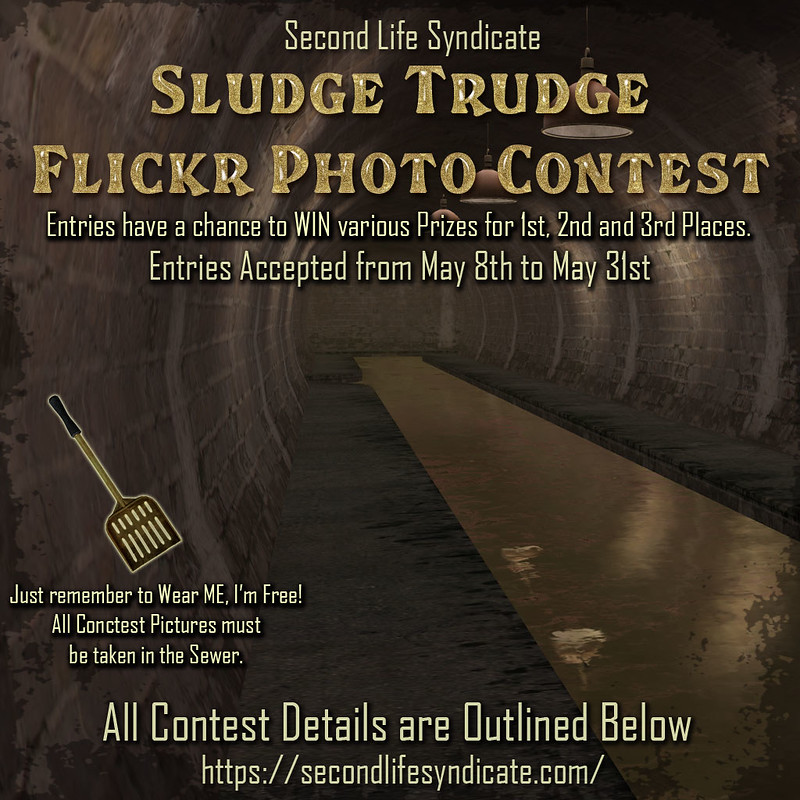 SLS Sludge Trudge Flickr Photo Contest 2021