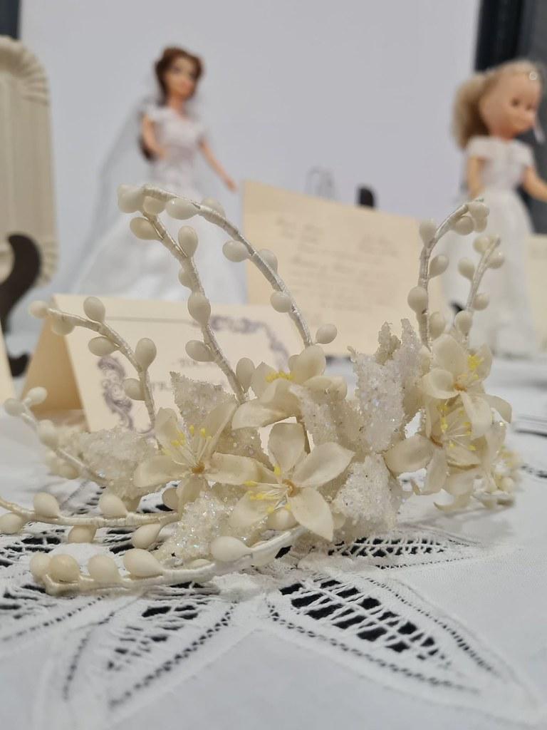 Un siglo de novias en Perales