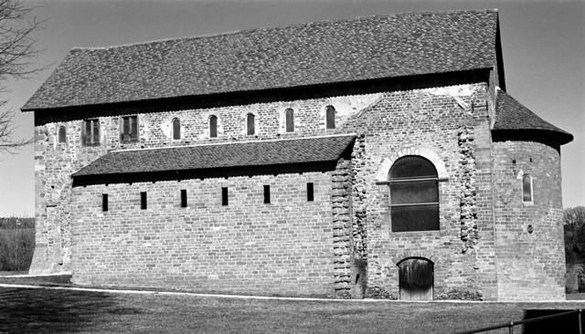 Einhardsbasilika, Steinbach, Odenwald