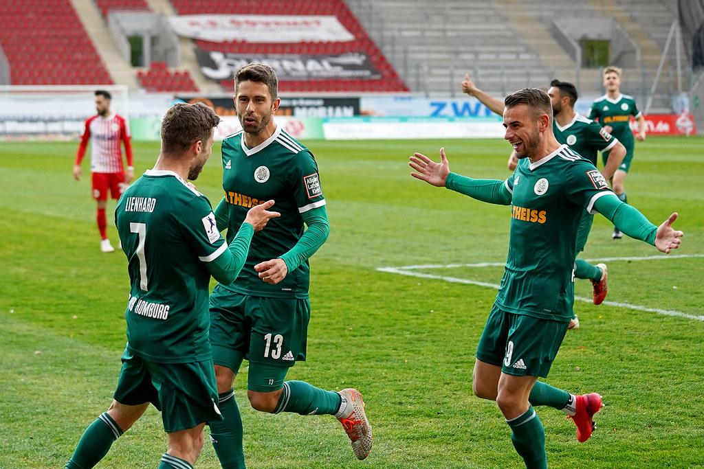 04.05.2021 | Saison 2020/21 | FC 08 Homburg | Offenbacher Kickers